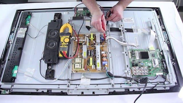 ремонт новых моделей телевизоров