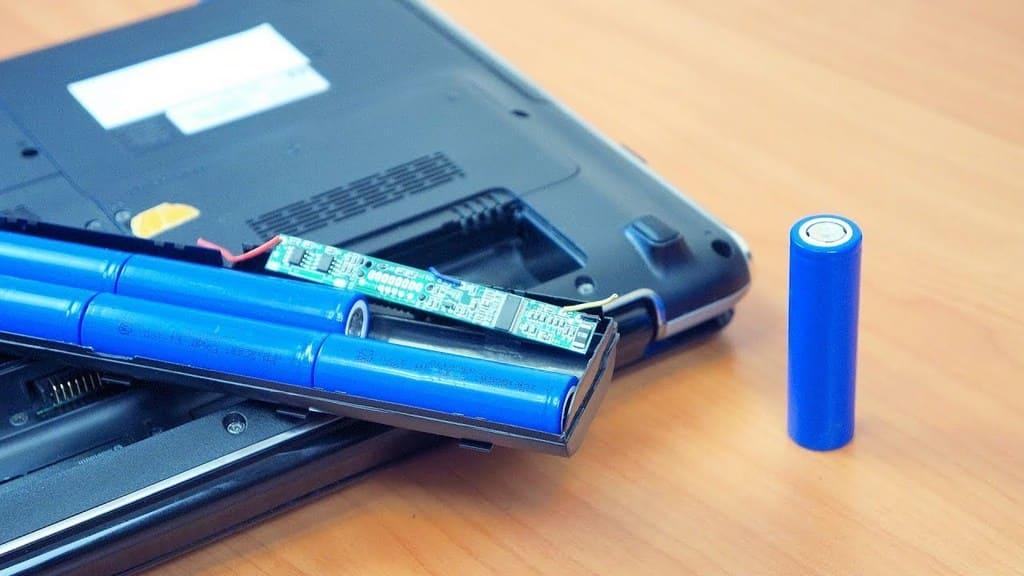АКБ для ноутбука