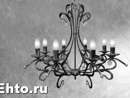 Особенности выбора светодиодных ламп для люстр, торшеров, бра