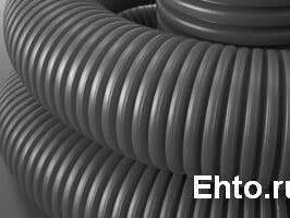 ДКС гофра для электропроводки: отличительные черты