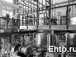 Производство химической продукции для промышленности
