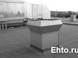 Важная информация про вентиляторы дымоудаления крышные