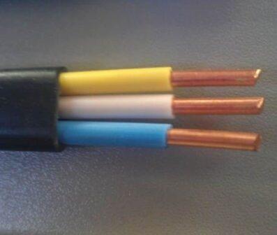 электрический кабель 3 на 4