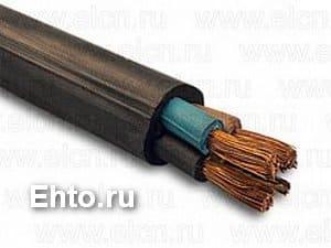 кабель силовой гибкий КГ
