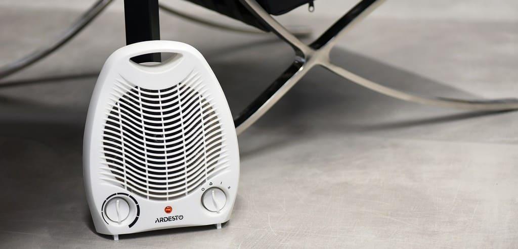 тепловентилятор в квартире