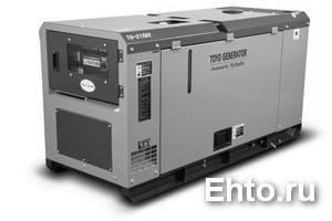 классификация электрогенераторов
