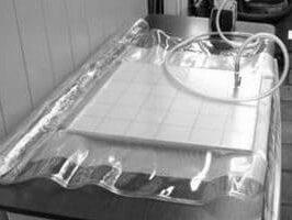 Промышленный вакуумный мешок - особенности применения