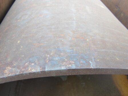 восстановленные стальные тубы
