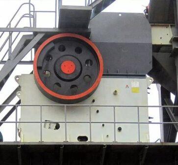 дробилки для металлов СМД-110