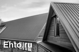 профнастил для забора и крыши