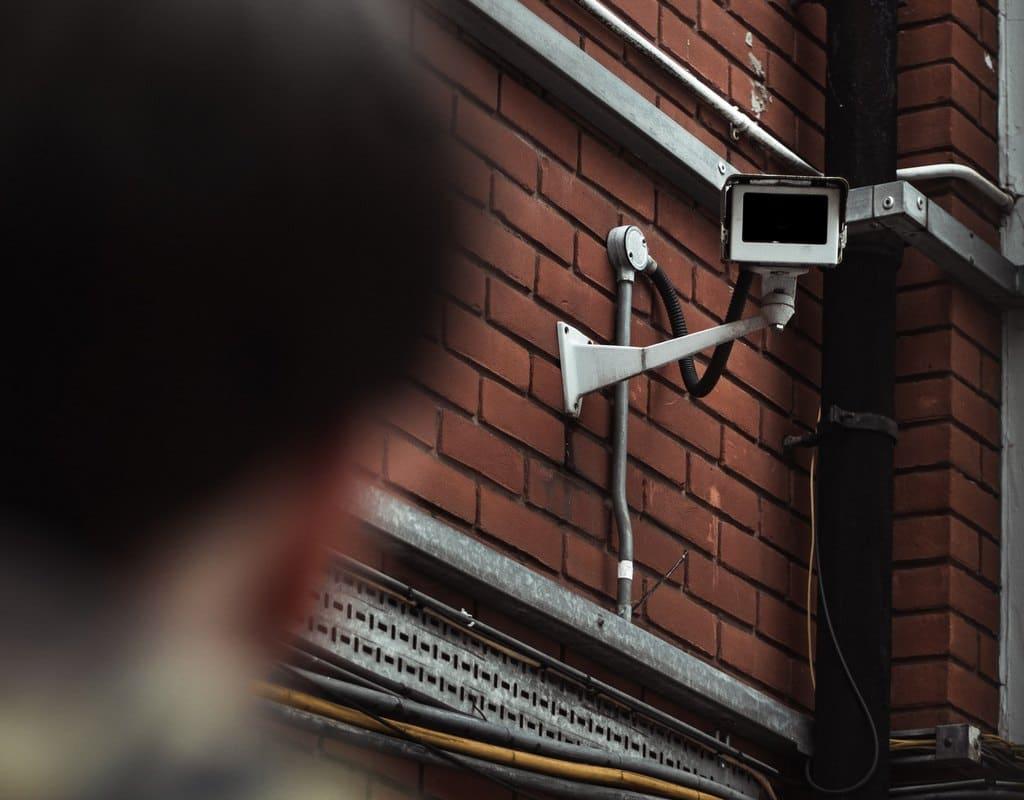 устанока камер видеонаблюдения