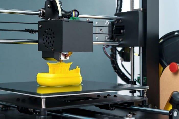 различные технологии 3D печати